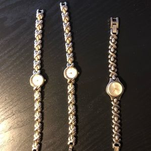 Lot of 3 ladies watches